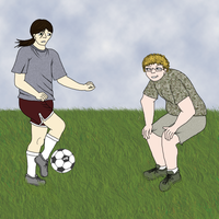 Soccer, complete by mistr3ssquickly