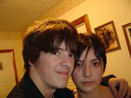 me and danielle 1.08.05 by brandon123