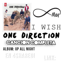 I Wish - One Direction LINK DOWNLOAD! by DesignsMay