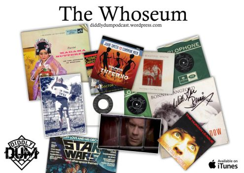 Doctor Who - Diddly Dum Podcast:The Whoseum by skaromedia