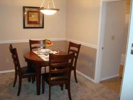New Apartment - Dining Room 2 by silver6162