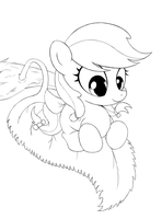 Very smallest pony by kas92