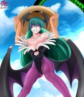 Welcome home Morrigan - Part 1 by godvore