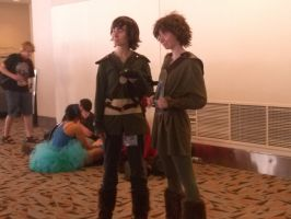 Hiccups otakon by art-is-my-bream