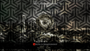 The International 2015 - Seattle #4 by Gtande10