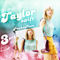 PNG PACK (88) Taylor Swift by DenizBas