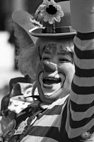 Clowning Around 4 by MeKamalaPhotography