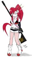 Yoko Littner Full by Tkeio