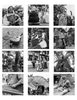 Untitled Contact Sheet by jonniedee