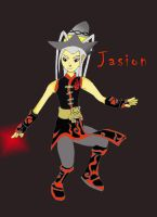 Jasion Colored by FaytHart