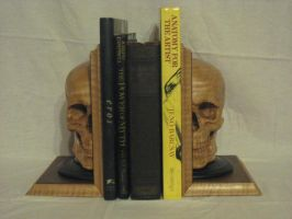 bookends1 by WaterwalkerWoodworks