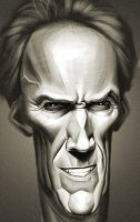 Clint eastwood enhanced by chngch