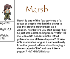 Marsh by Serpent1212