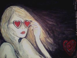 Heart-shaped Glasses by PeteDamian
