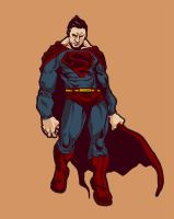 Supes by ComicMunky