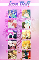 Icon Wall - Couples by xxMelChan