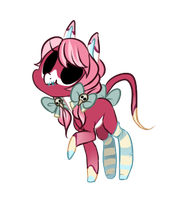 BBy pony for Klhoo by HulaHoopLAL