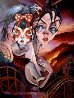 'Beast Of Burden' by davidmacdowell