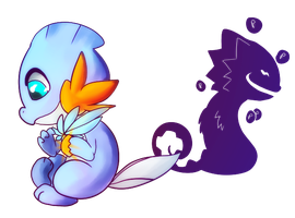 +PMD+ Stone of memories (part 3) by miflore