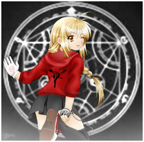 Fullmetal Fangirls: Request by circe-nausicca