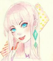 Watercolor Cosmetic Series by Chinky-chan
