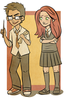 The Prefect and the Toerag by Tetra-Zelda