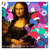 The Coca-Cola side of art by lilkty