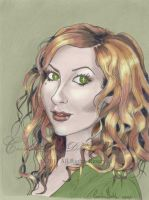 Button Eyed Doll - Jamie by DarkGirlDrawings