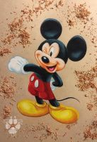 Mickey Mouse by BlvqWulph