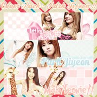 Cover Pack - Park Jiyeon - Zingme Cover by Candy-Jinie