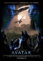 Avatar Poster by Alecx8