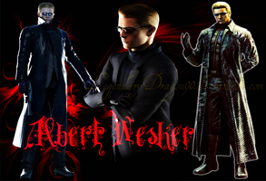 Wesker - Midnight Tyrant by LegendaryDragon90