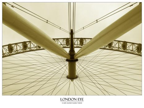 London Eye by bupo