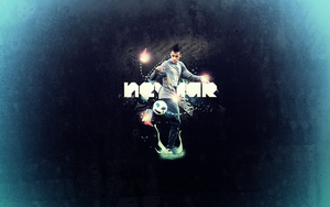 Neymar by madeinjungle