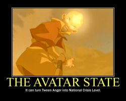 Motivation - The Avatar State by Songue