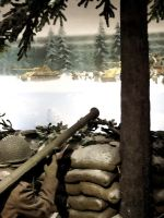 WWII Bazooka Attack by Crigger