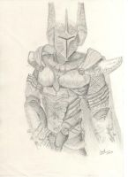 Knight of Might and Magic by Altayr