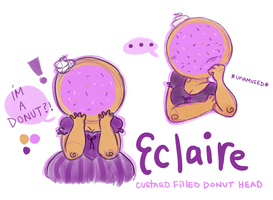 Eclaire by FrenchFriedOreo