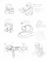 ASM Sketches That Need A Title by sonictheonlyhedgehog