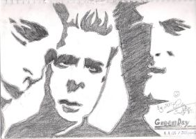Greenday by JXViper