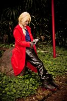 Edward Elric Cosplay by sthephanymel
