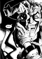 The Killing Joke by madkarldisease