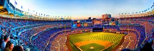 Yankee Stadium by PhotoLife512
