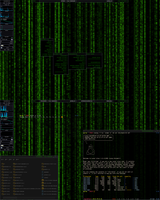 Matrix Overload+Lunar Linux by pkmurugan