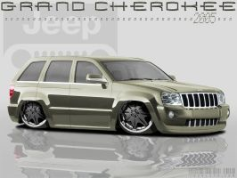 Grand Cherokee by ZeROgraphic