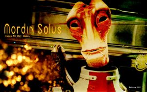 Mordin Solus: Happy N7 Day by Belanna42