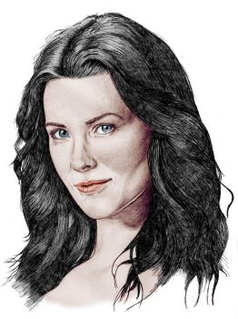 Bridget Regan by simre
