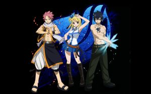 fairy tail lovers by Bleach-Fairy