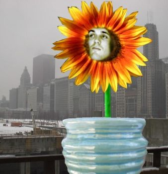 Trash is Our Sunflower by curl-fetish