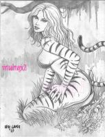 TIGRA by BOY LARA (08172013) by rodelsm21